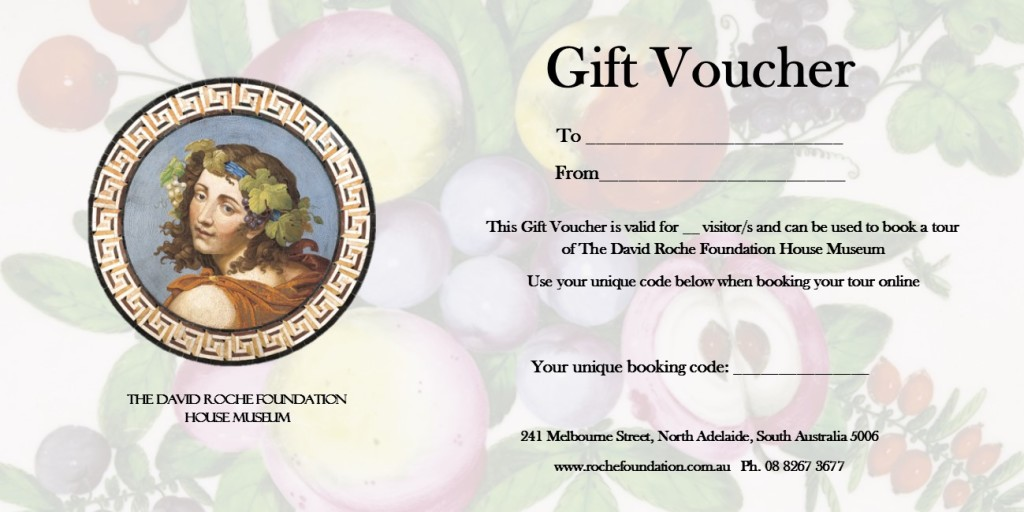 Gift voucher (fruit)