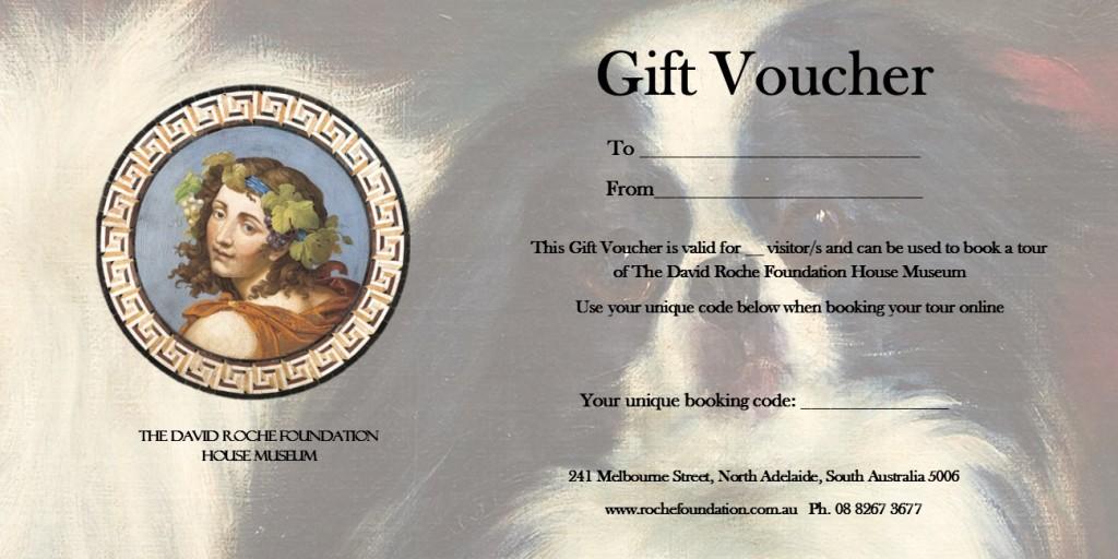Gift voucher (dog)